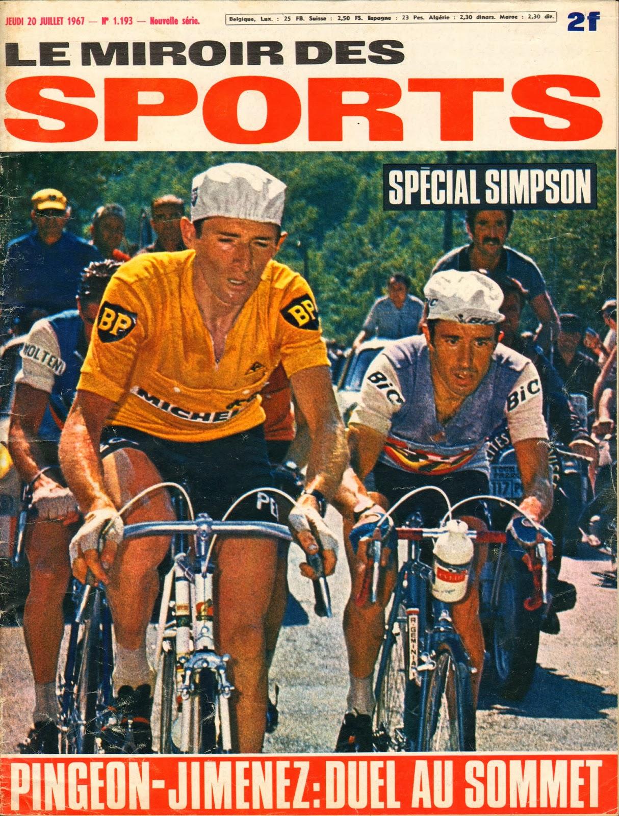 Zeigt her euer rotes lenkerband rennrad for Miroir des sports
