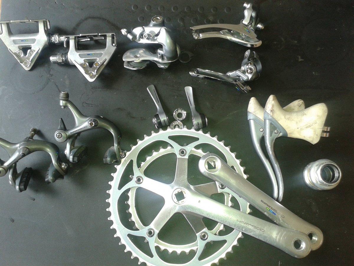 Biete] Alte Räder/Rahmen/Teile   Seite 3611   Rennrad-News.de