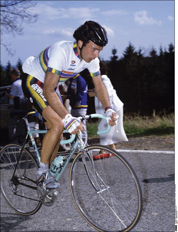 Argentin Lüttich 1987.