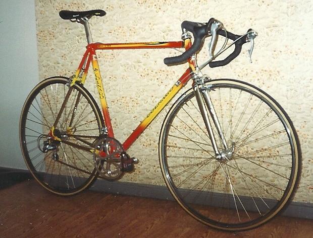 Colnago Master Olympic Team Ariostea Rad 1994.1.