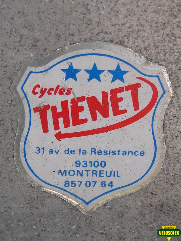 Concessionnaire Thenet.