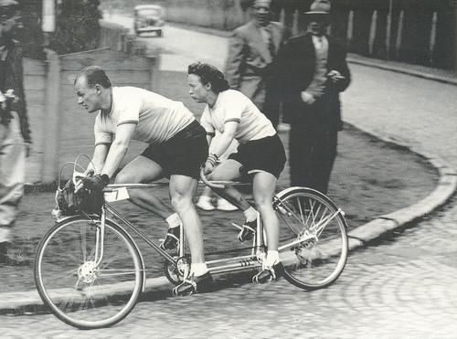 Ernest et Léone Csuka 1954 Huitzingen.jpg