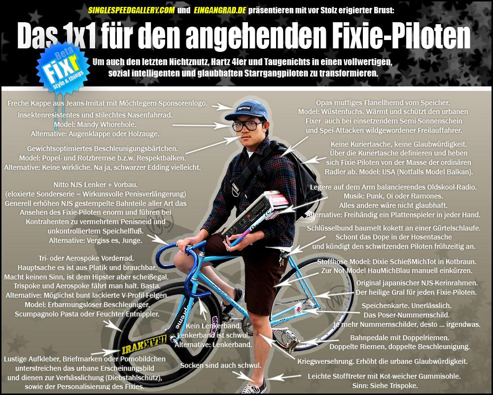fixie pilot.