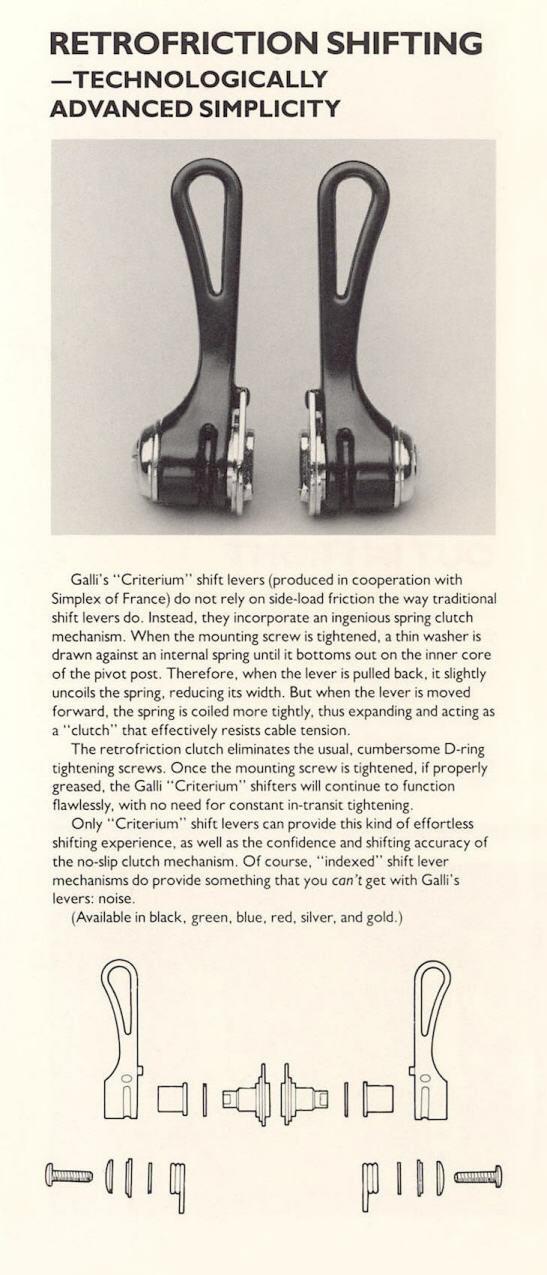 Galli KL serie cambio leve cambio catalogo 1986.jpg