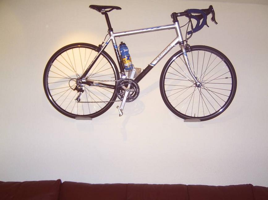Fahrrad Wandhalterung Zeigt Eure Eigenbauten Rennrad News De