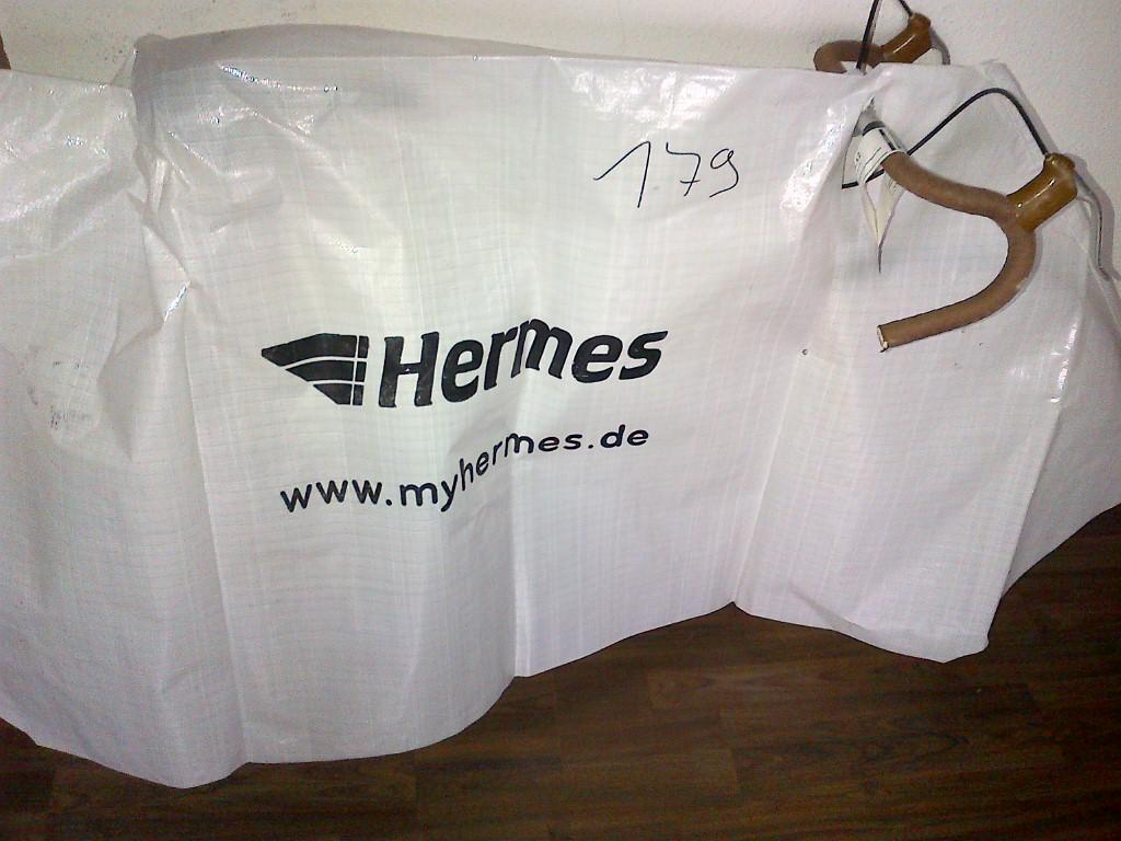 Briefe Mit Hermes Versenden : Radversand mit welchen logistikunternehmen habt ihr