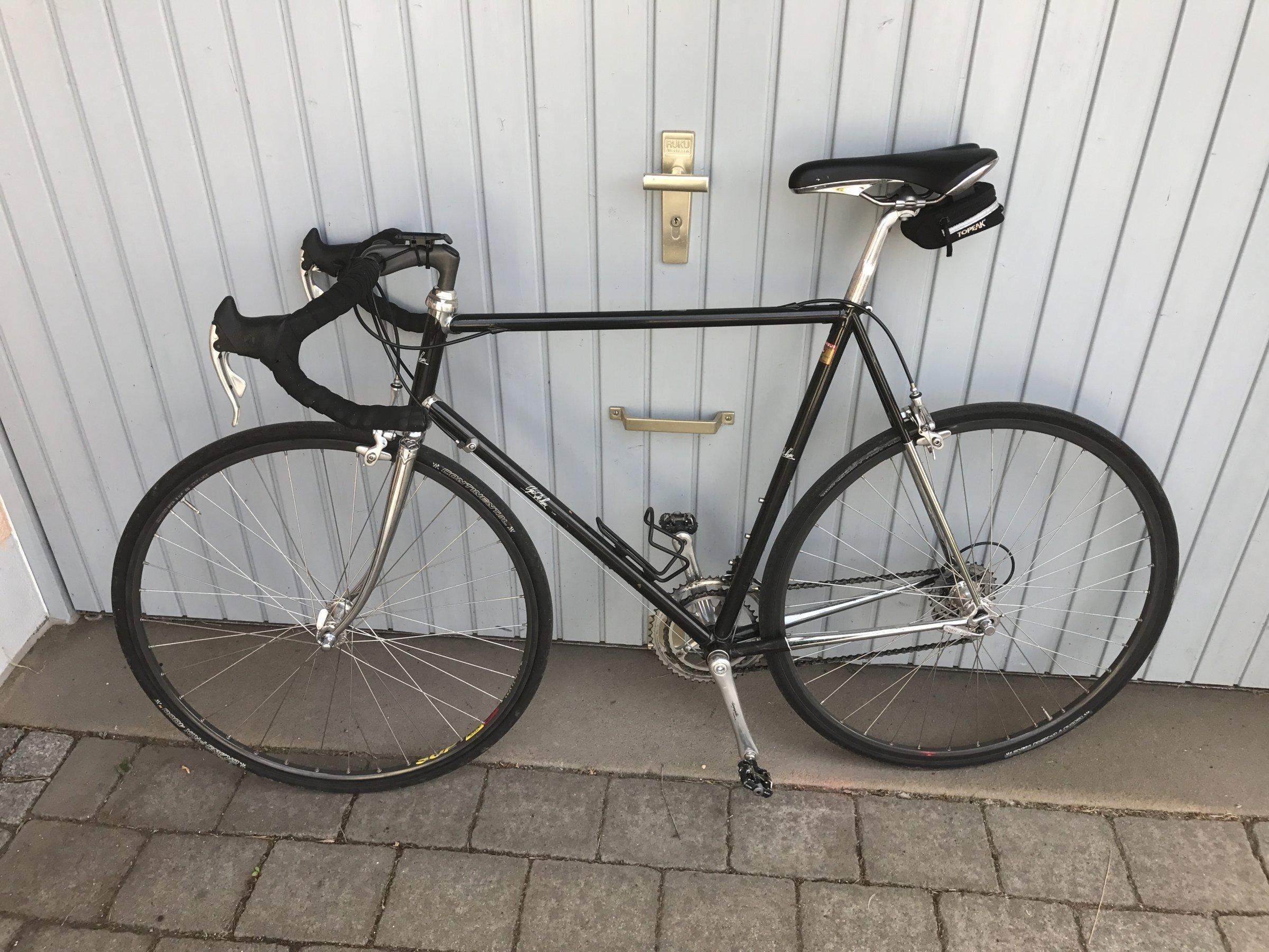 Kennt jemand diesen Rahmen? | Rennrad-News.de
