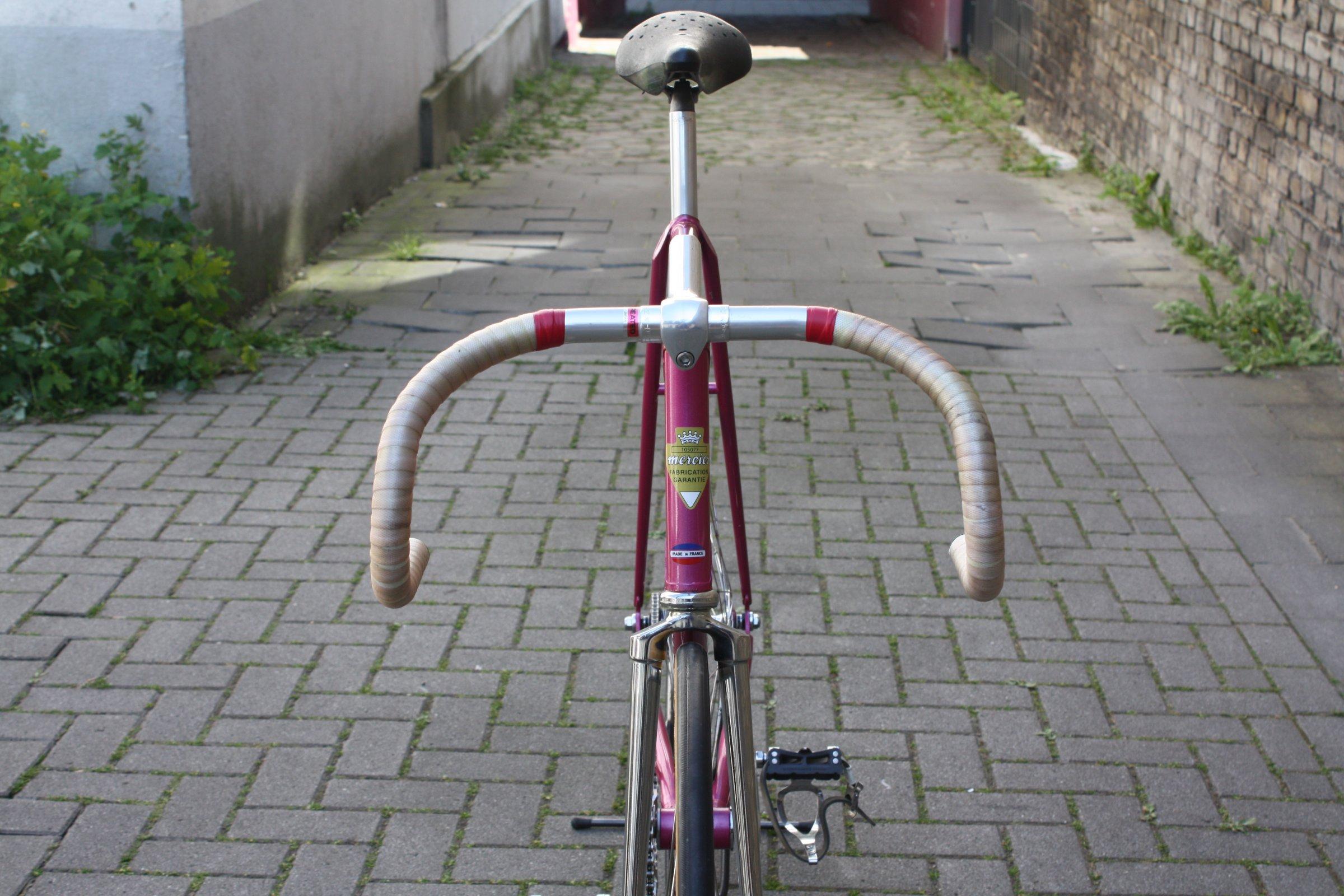 Holla ! Meine Bahnmaschine, klassisch natürlich   Seite 93   Rennrad ...