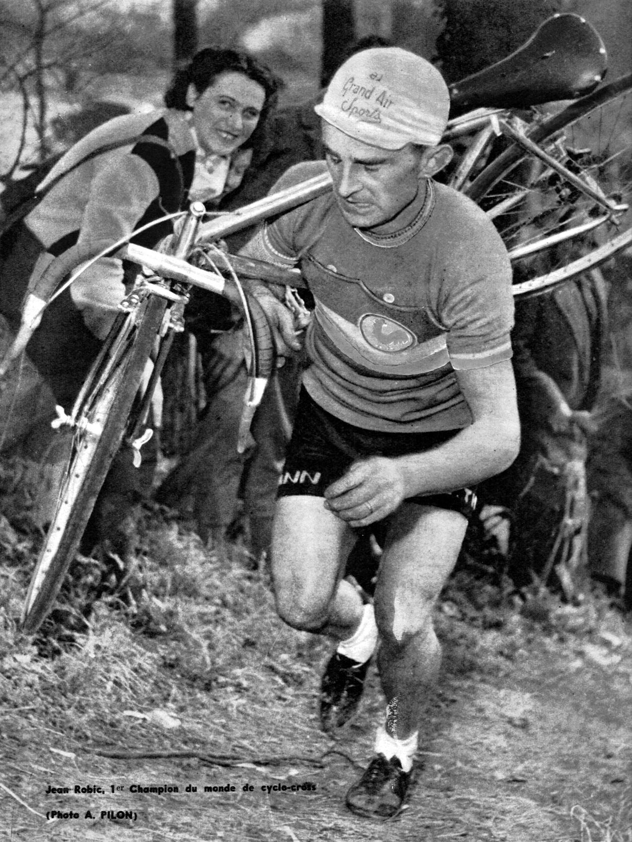 Jean Robic 1950.