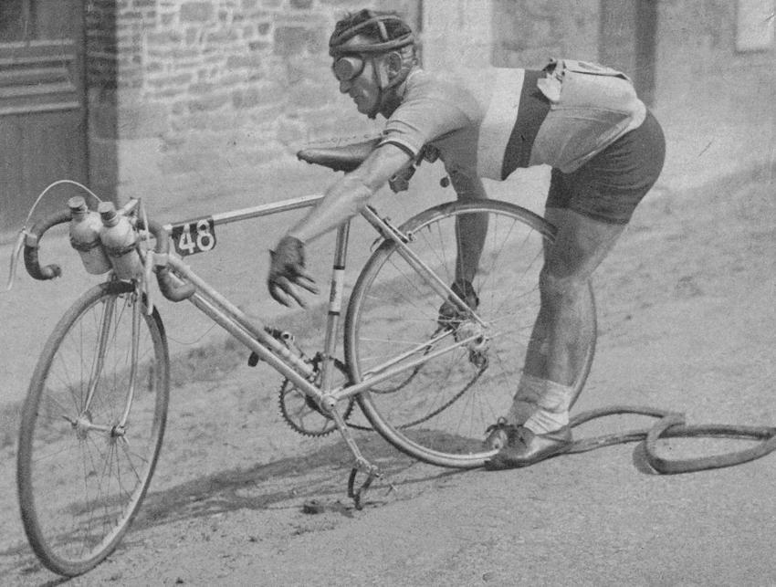 Jean Robic TdF 1948.