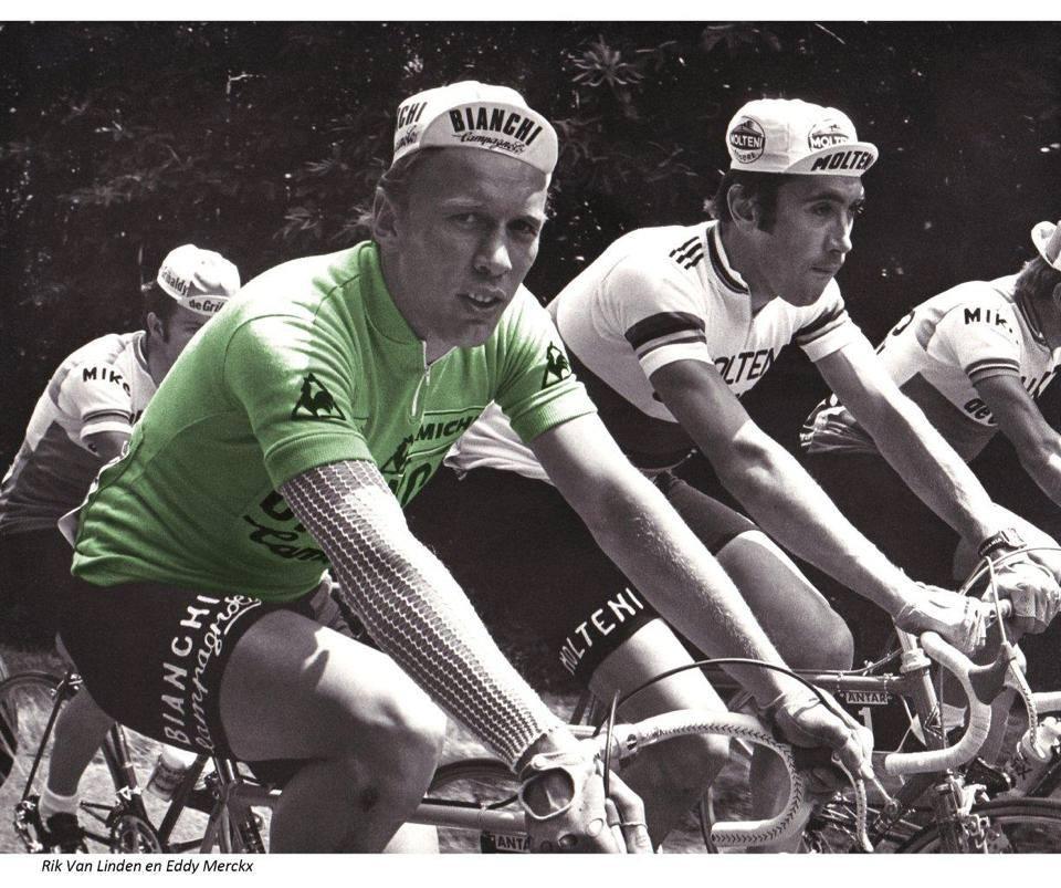 Rik van Linden grünes Trikot mit Merckx.jpg