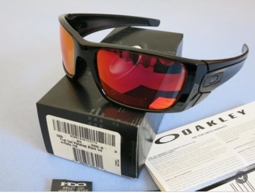 Oakley Fuel Cell Iridium