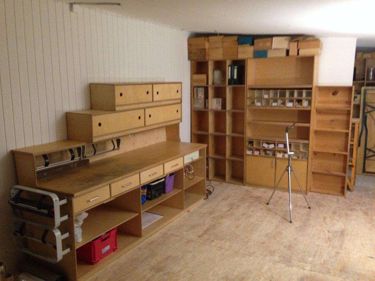 keller einrichtungsideen. Black Bedroom Furniture Sets. Home Design Ideas