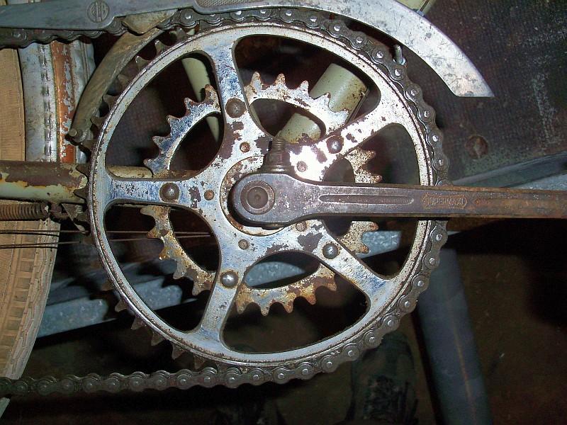 Biete] Alte Räder/Rahmen/Teile | Seite 3155 | Rennrad-News.de