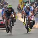 95mo Giro d' Italia - Arrivo tappa 14