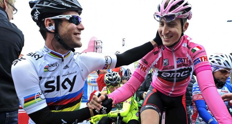 95mo Giro d' Italia - Partenza seconda tappa