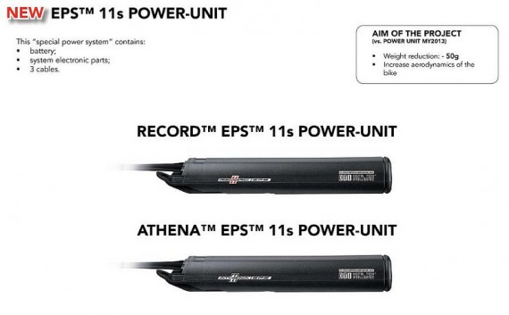 new EPS Power Unit