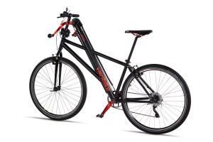 Varibike RR_Road Race Bike_Rennrad_arm leg bike armkurbel beinkurbel handbike rowing bike FR3 schwarz Hweiss