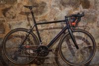 6,5 Kilo-Alu-Rennrad: Maloja Pushbikers Classic auf Fuji Basis