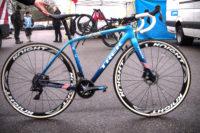 Das sind die Cyclocross-Bikes der Profis