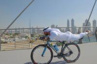 Vittorio Brumotti macht Dubai zum Spielplatz