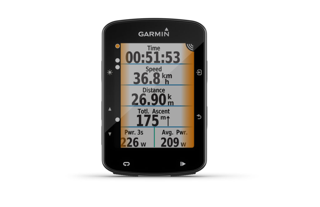 garmin edge 520 plus bessere kartenfunktion im schwarzen. Black Bedroom Furniture Sets. Home Design Ideas