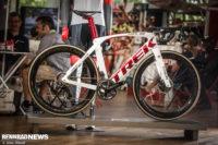 Neues Zubehör und Räder von der Trek World
