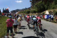 Greipel knackt 100 km/h  – Kittel und Cavendish raus