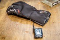 Racer – beheizbare Handschuhe und Überschuhe