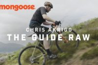 Chris Akrigg: verrückte Trail- & Trial-Action auf dem Gravelbike