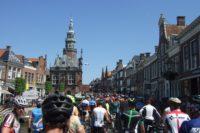 """So war's bei der Fietselfstedentocht: """"Die Niederländer sind total radsportverrückt"""""""