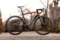 Der Chromglanz der Giro-Sieger: Wilier bringt Cento 10 NDR mit Ramato-Lackierung