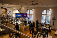 Neue eigene Shops: Giant eröffnet Markenwelten in Leipzig und Potsdam
