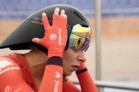 """Stundenweltrekord im Video:  Vittoria Bussi: in die """"Stunde"""" verliebt"""