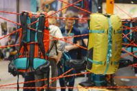 ISPO 2019: Ortlieb und USWE zeigen spannende Rucksäcke