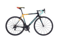 Tribut an Pantanis Aufholjagd 1999: Bianchi Specialissima CV Oropa Sonderedition