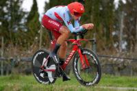 Paris-Nice 2019: Politt schafft zweiten Platz im Zeitfahren – heute wird's bergig