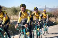 Tour de France 2019 Teams:  Jumbo-Visma mit Martin, van Aert und Kruiswijk