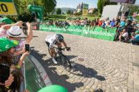 Gekebbel im Tour de Suisse Sprint: Sagan und Degenkolb Schulter an Schulter