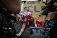 Tour de France 2019 Fahrer: Rick Zabel bedauert Ausscheiden aus der Tour
