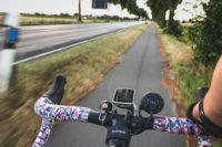400 km Gran Fondo: Bei nächster Möglichkeit geradeaus