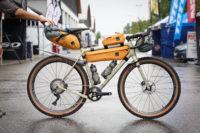 Eurobike 2019: Open Cycle Wide Detour mit Gramm Taschen