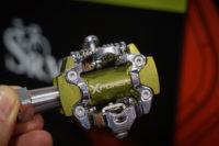 Eurobike 2019: SRM XPower Leistungsmessung am SPD-Pedal