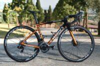 Women's World Tour Bikes – Fotostory: Specialized Tarmac SL 7 von Van der Breggen