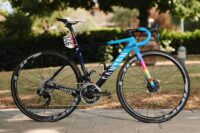 Women's World Tour Bikes – Fotostory: Canyon Ultimate CF SLX Movistar Women