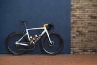 BMC Teammachine SLR für Van Avermaet: Gold muss sein