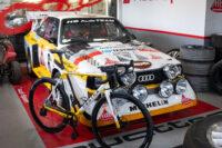 Das Gravel Bike zum Rallye-Boliden: Festka Rover Audi Quattro Edition